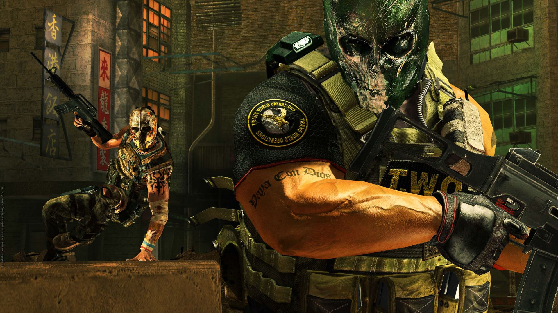 Army of Two на PSP