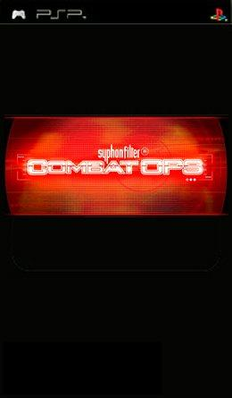 Syphon Filter:Combat OPS (RUS)