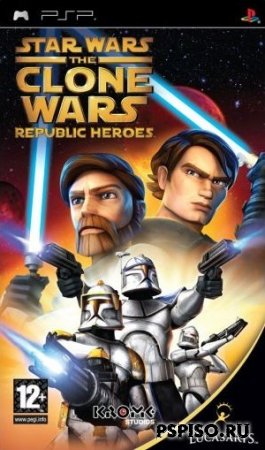 Star Wars: The Clone Wars Republic Heroes - ENG