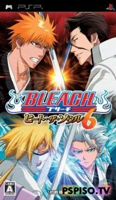 Bleach: Heat The Soul 6 [�����-�����]