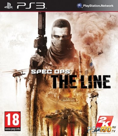 Spec Ops: The Line - USA