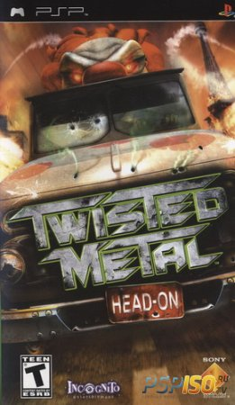 Twisted Metal: Head-On (PSP/RUS)