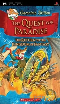 Geronimo Stilton: Return to the Kingdom of Fantasy [FULL][ISO][ENG]