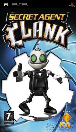 Secret Agent Clank (PSP/ENG)