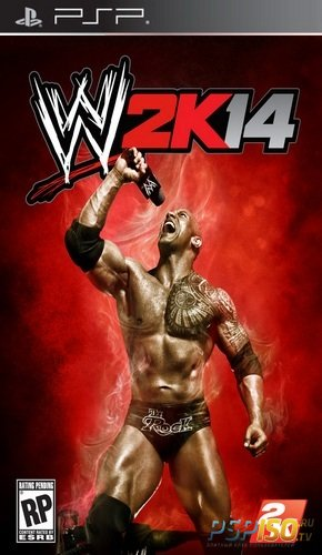 WWE 2K14 by Shahzad MOD  [FULL][ISO][ENG][2013]