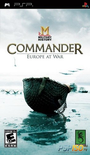 Military History Commander: Europe at War [ENG][FULL][CSO][2009]
