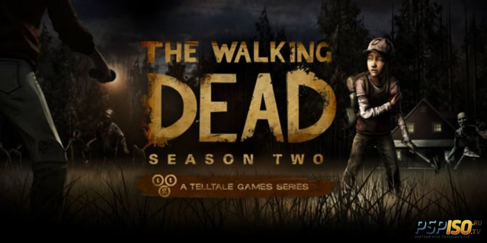 The Walking Dead: Season Two ��� PS Vita ��� 23 ������