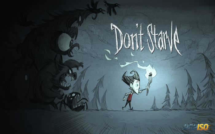 ���� ������ Don�t Starve: Giant Edition ��� PS Vita