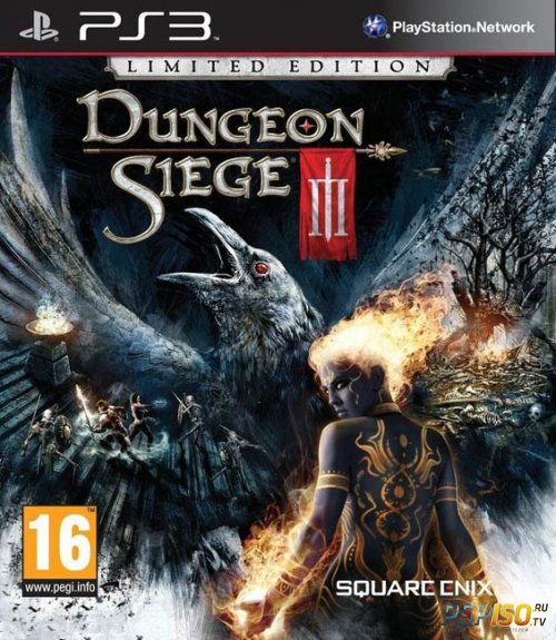 Dungeon Siege III Limited Edition ��� PS3